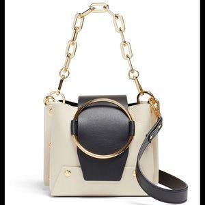 Yuzefi Delia Black Mini Bag